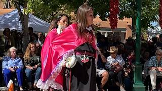 Indigenous Peoples Day Santa Fe NM 2019  - Live broadcast  45:57