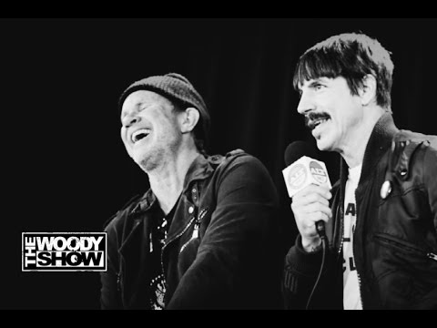 Red Hot Chili Peppers | Full Woody Show Press Conference