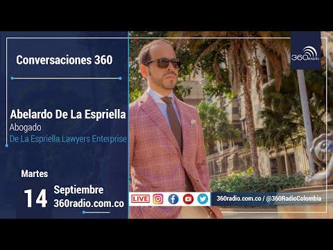 Conversaciones 360 con Abelardo De La Espriella