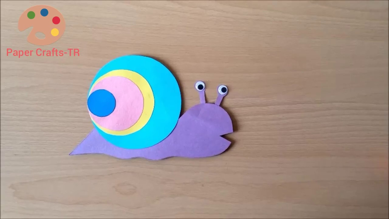 How To Make A Slug Craft