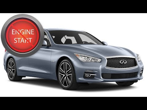 Nissan Infiniti Update Getting Into And Starting These Cars With A