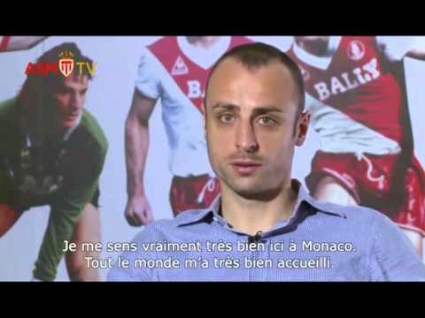 Димитър Бербатов удължи договора си с Монако