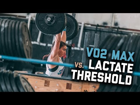 VO2 Max vs. Lactate Threshold: Best Predictor for Success in CrossFit? | Ask TTT