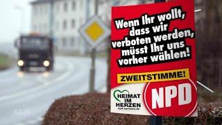 Christian Ehring: Gescheitertes NPD-Verbot