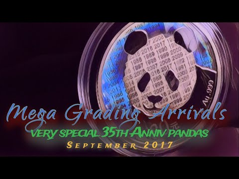 If you like Panda gold coins you will definitely want to watch this.