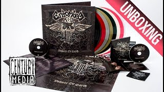 ENTOMBED A.D. - Bowels Of Earth (Unboxing)