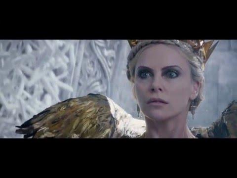 Il Cacciatore E La Regina Di Ghiaccio Secondo Trailer Italiano