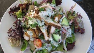 Healthy Turkey Breast Salad Recipe