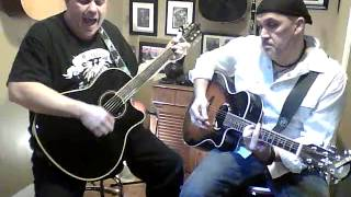 Love Potion Number 9  The Clovers/The Seachers Cover by the Miller Brothers