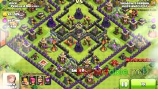 Let's pla clash of clans 600;k :O / deutsch #1