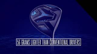 F-MAX AIRSPEED Driver & Fairways