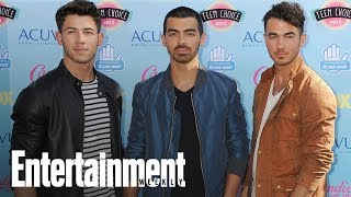Baixar The Jonas Brothers Are Back With A New Single 'Sucker' | News Flash | Entertainment Weekly