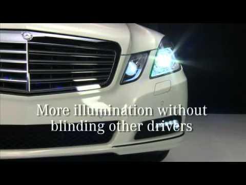 Mercedes benz of arrowhead showcasing bi xenon headlamps s for Arrowhead mercedes benz