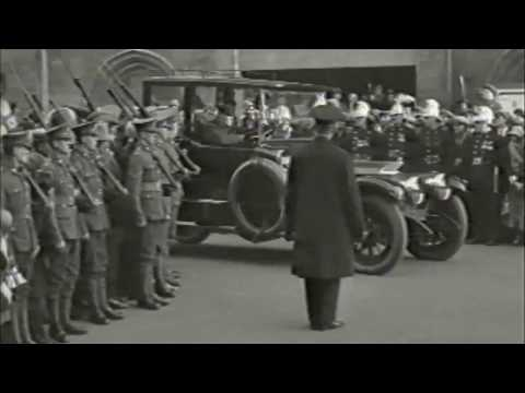 Visit of The Princess Royal to Stamford, Saturday 30th October 1926
