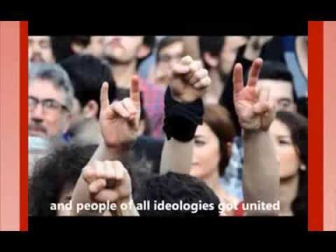 Umut Oran (CHP), Gezi Park, @ Socialist International Council, Istanbul 2013