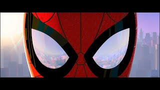[HD]Spiderman: Into the Spider - Verse Opening Logo & Only One Spider-Man scene