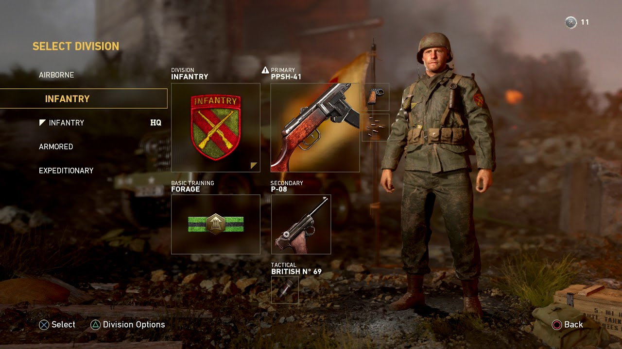 Image result for call of duty ww2 ,multiplayer division