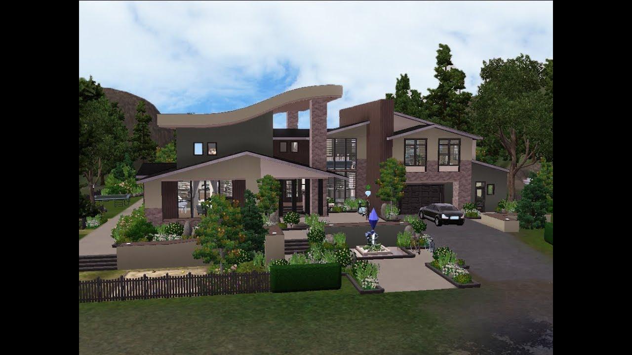 Modern Mansion - The Sims 4 Catalog