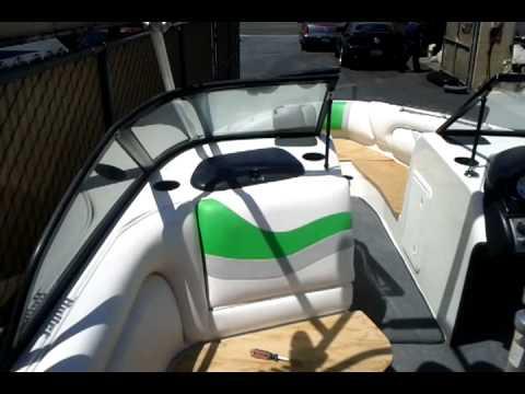 Barco en proceso de reparacion de su tapiceria in youtube - Tapiceros de sofas en logrono ...