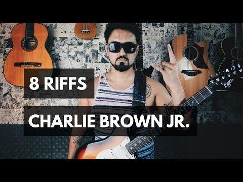 8 RIFFS DO CHARLIE BROWN NA GUITARRA