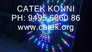 PIXEL LED CIRCLE ILLUMINATION DESIGN BOARD - CATEK -