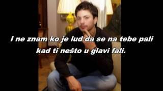 Toše Proeski - Ledena (tekst)