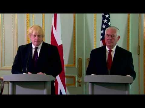 Tillerson: 'We take full responsibility' for Manchester investigation leaks