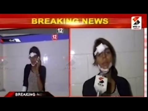 Attack on Zarna Jhosi in Morbi