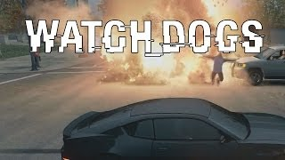 Watch Dogs -  Best Ai Traffic Accidents