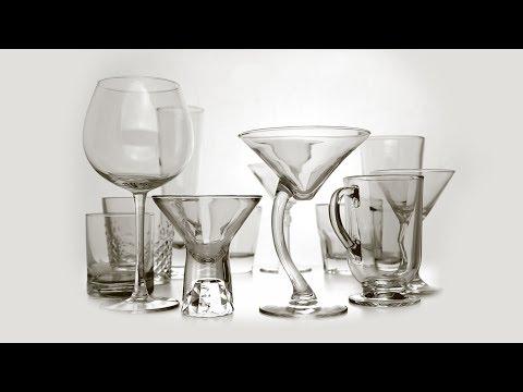 Профессиональное барное стекло LIBBEY
