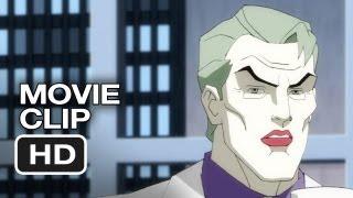 Batman: The Dark Knight Returns, Part 2 Movie CLIP - Joker (2013) - Animation Movie HD