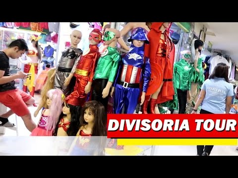 DIVISORIA | Shopping in Manila's Most Famous Market Place