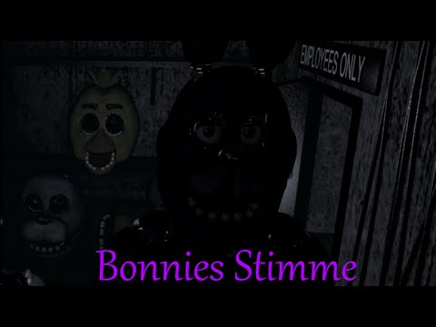 Bonnies Voice/Stimme | Five Nights At Freddy's | Deutsch/German