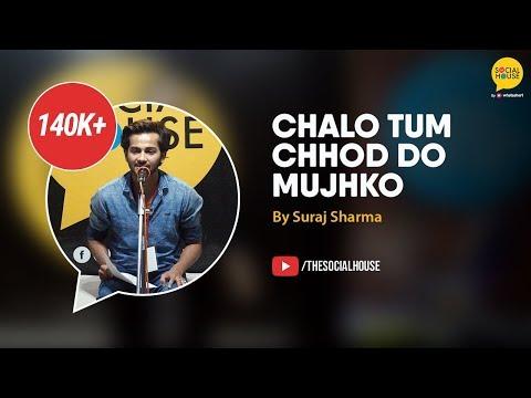 Chalo Tum Chhod Do Mujhko by Suraj Sharma  Poetry  Whatashort  TSH