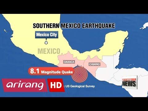 Strong earthquake hits off Mexico's coast