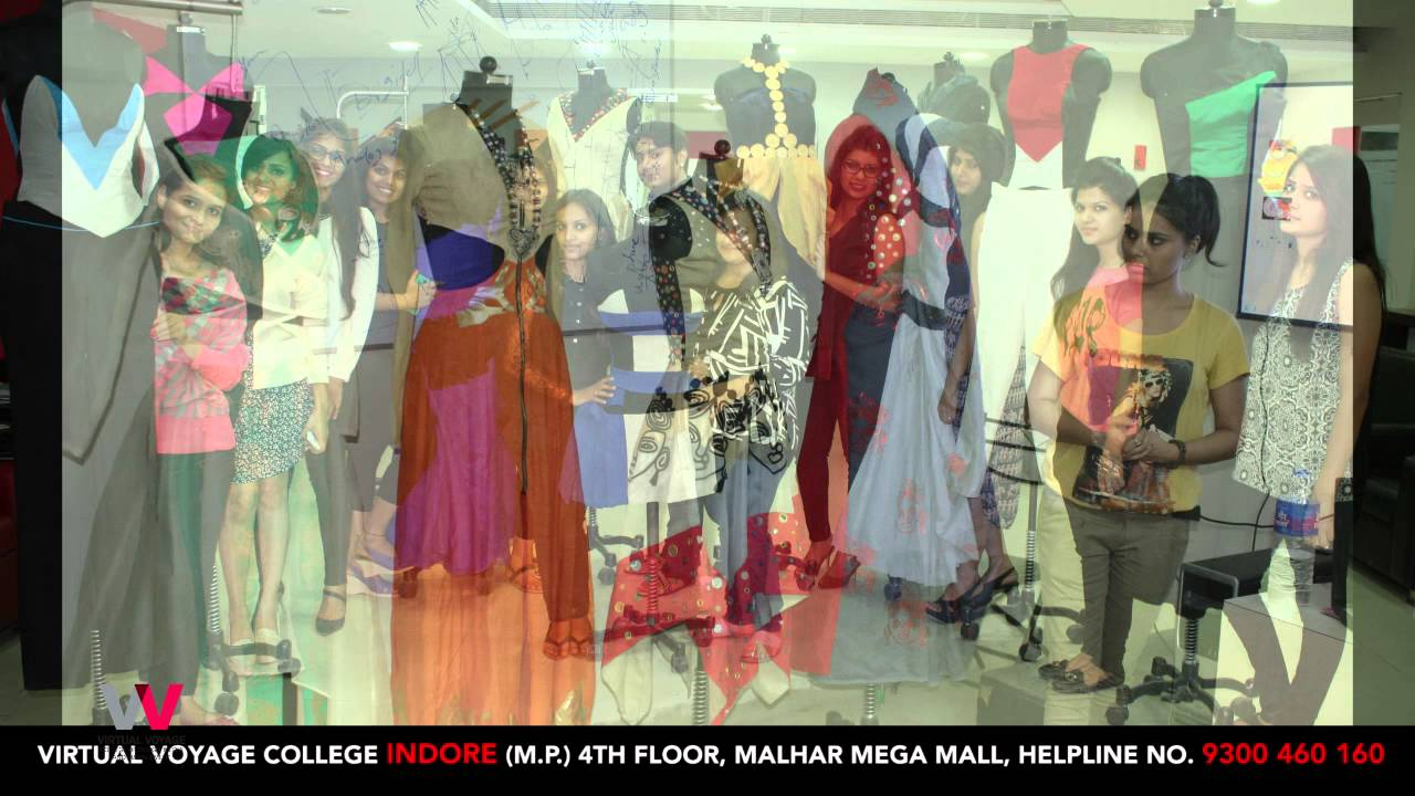 Virtual Voyage College Fashion Design Department Faculty And Snippets Youtube