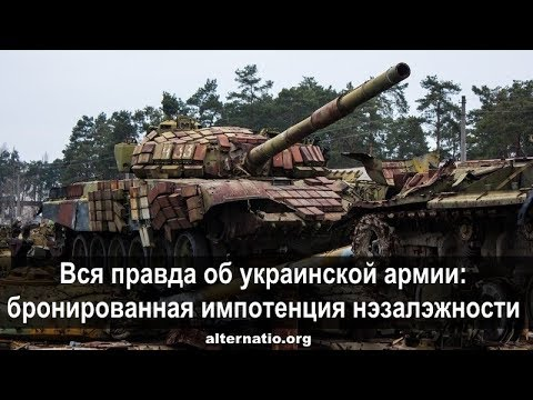 Андрей Ваджра. Вся правда об украинской армии: бронированная импотенция нэзалэжности (№ 26)
