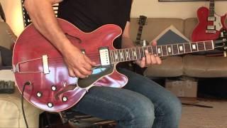 1966 Gibson ES-335 cherry Part3