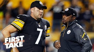 Is Ben Roethlisberger getting a pass from Mike Tomlin for his Steelers