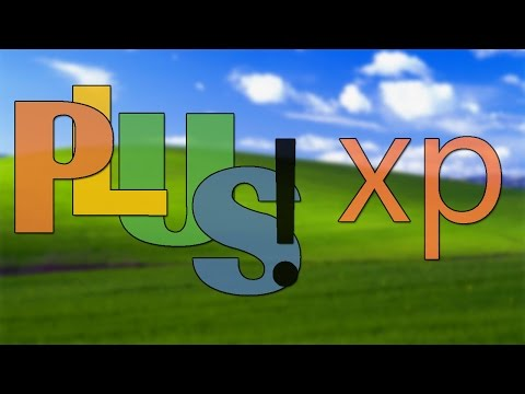 Microsoft Plus! For Windows XP (2001) - Time Travel