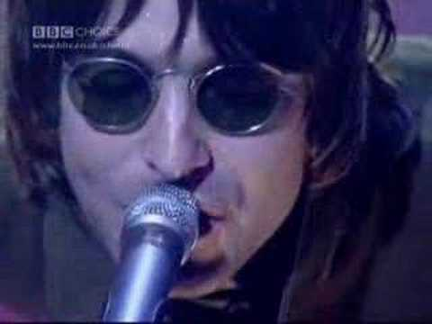 Oasis - Supersonic (Live from Jools Holland)