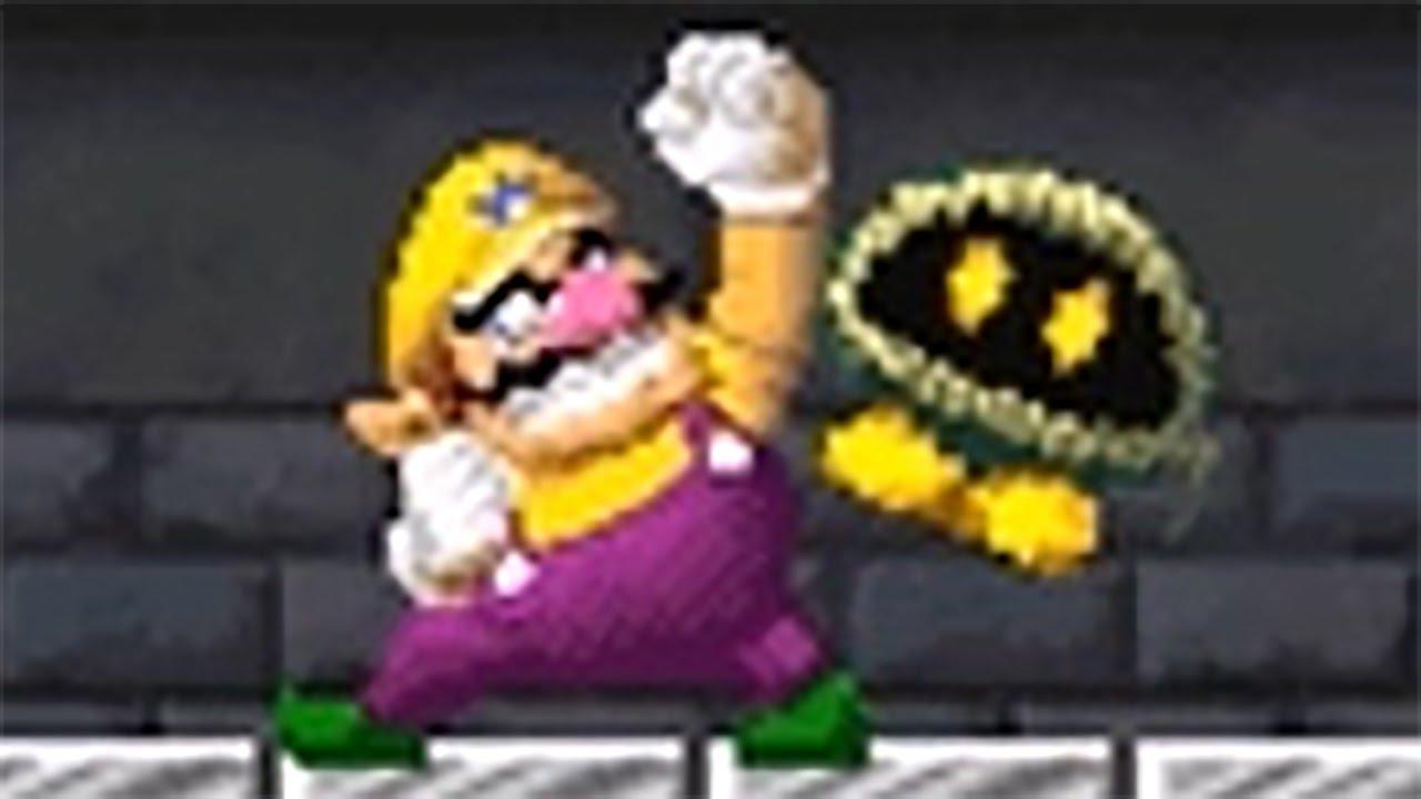 New Super Mario Bros Ds All Puzzle Minigames
