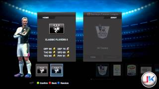 Gameplay tool 2013 - New features : unlock hidden league