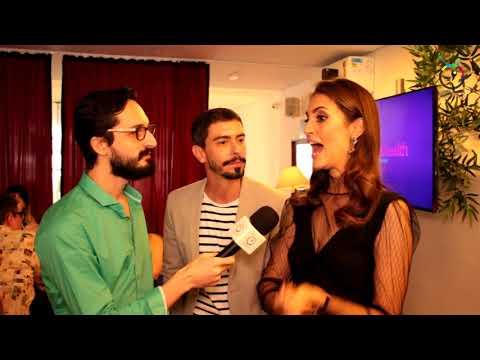 5 Looks - entrevista com Chris Flores eRodrigo Polack