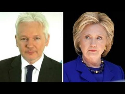 Assange: WikiLeaks to release 'significant' Clinton material