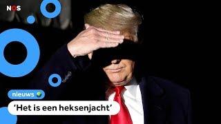 Wordt president Trump afgezet?