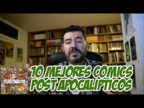 EL TEBEONAUTA #94   LOS 10 MEJORES COMICS POST APOCALIPTICOS