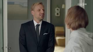 """""""O mnie się nie martw"""" – Powrót Krzyśka marnotrawnego – scena z odc. 1, sezonu 9"""