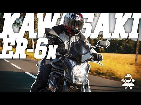 Kawasaki ER-6n: To byłby świetny motocykl, gdyby nie jeden detal...