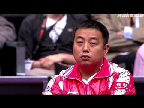 "Zhang Jike - ""Man of Steel"" HD"